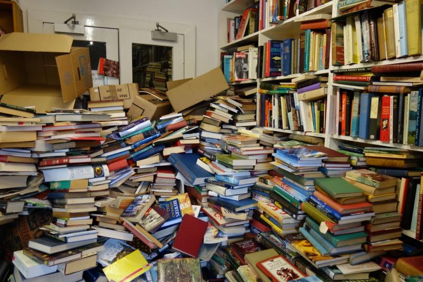 A VERY PECULIAR BOOKSHOP